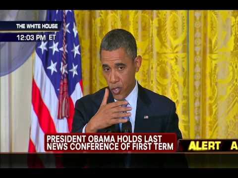 Major Garrett Calls Obama Out On Vote Against Debt Ceiling