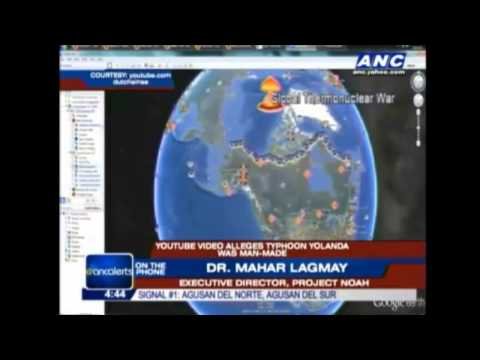 """Weather Modification 101"" = Dutchsinse video response to Dr. Mahar Lagmay and ABS-CBN News"