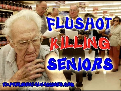 CVS Flu Shot Kills 23 Seniors