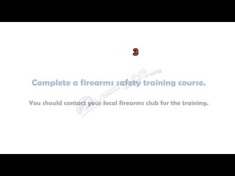 How to apply a NSW firearms licence in Australia