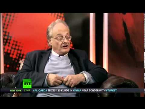 Saudi-Gulf Support of Al-Qaeda- George Galloway & Patrick Cockburn of 'The Independent'