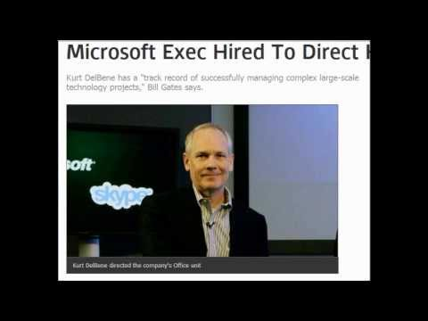 Microsoft Exec Hired To Direct Healthcare.gov