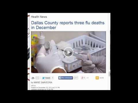 Texas Outbreak H1N1 up 33% in the last week.