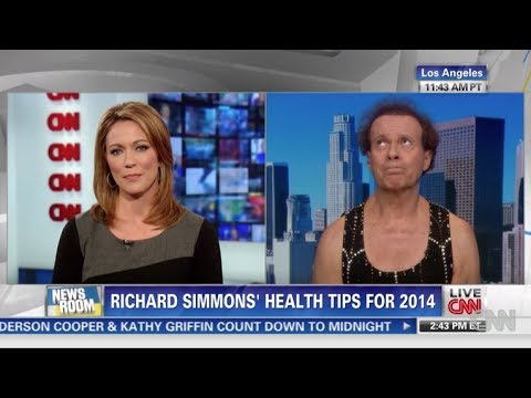 Richard Simmons Breaks Down in Tears and Cries in Crazy Interview