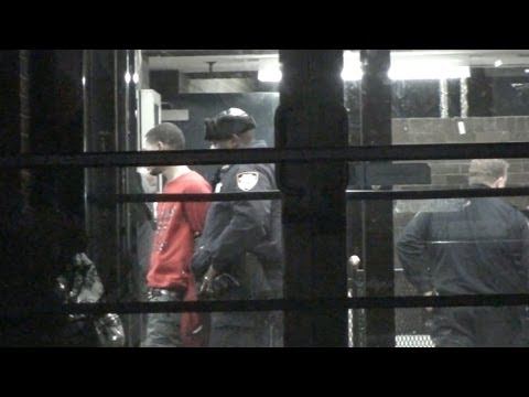 White NYPD Cops Rejoice after Beating up Black teens after botched Stop and Frisk !