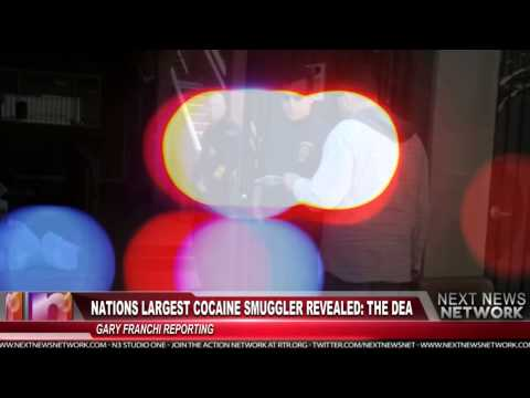 Nations Largest Cocaine Smuggler Revealed: The DEA