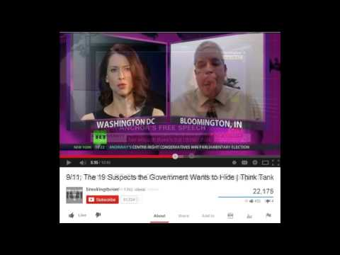 "Abby Martin ""9/11 Truther"" Controversy Explodes!! Inside Job or not?"