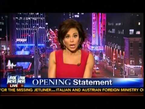 Judge Jeanine Pirro Opening Statement - Did Obama Lie His Way To WH & Is His Election Null & Void