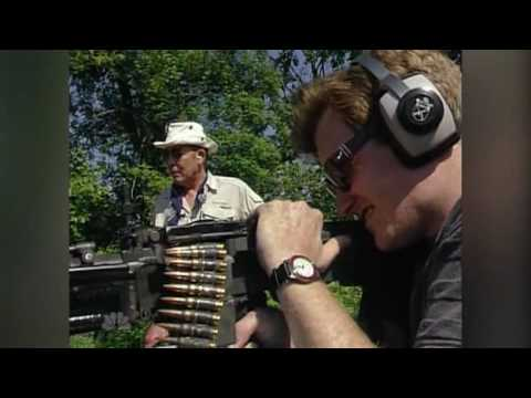 Conan and Hunter S. Thompson (funny stuff)