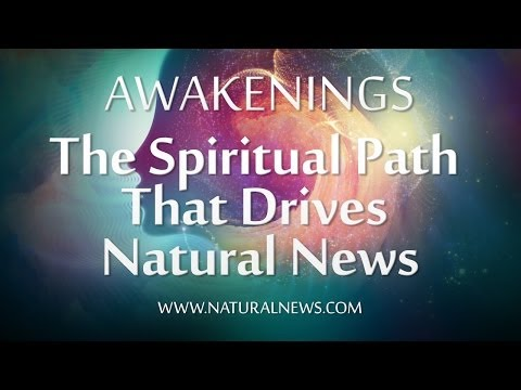 Health Ranger reveals spiritual path, divine influence that powers Natural News