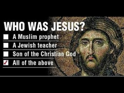 We touch on the subject who is Jesus to Muslims, Christians, and Jews