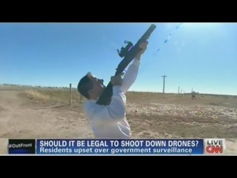 Should U.S. Citizens Be Allowed To Shoot Down Drones? Colorado Town Postpones Vote!