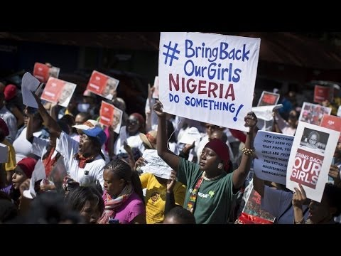 Abduction ! Right or Wrong ! By group  Boko Haram !  To Mothers . No girl should be a sex slave !!