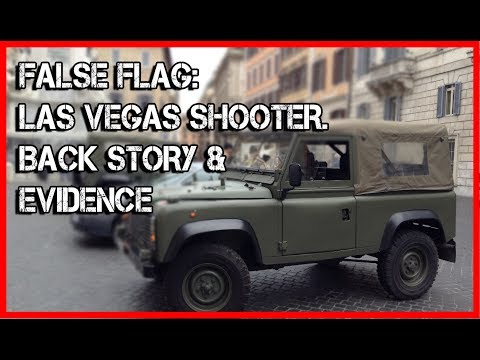 False Flag: Las Vegas Shooter Conspiracy Unfolding!