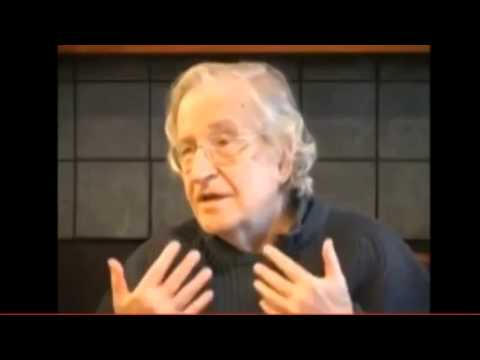 Noam Chomsky 9/11 Deception (FULL) Liberal Gatekeeper Straw Man Fallacies