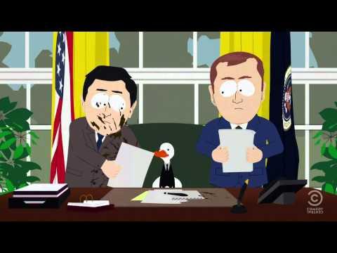 The Duck President