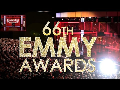 Emmy Awards 2014 - Spoilers!! Leaked Clip for Best Psychopath!!