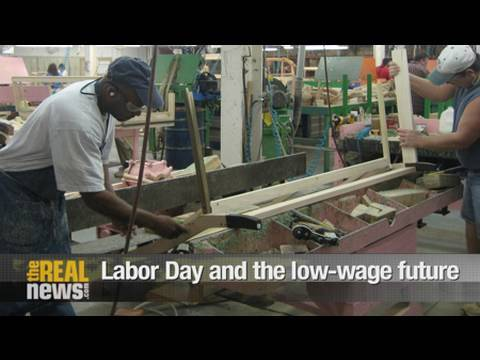 Labor Day and the low-wage future