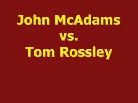 JFK ASSASSINATION DEBATE: JOHN McADAMS VS. TOM ROSSLEY (APRIL 5, 2009)