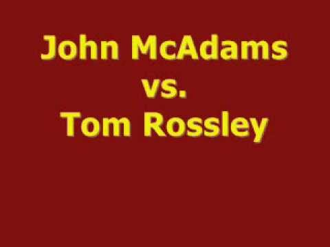 JFK ASSASSINATION DEBATE: JOHN McADAMS VS. TOM ROSSLEY (APRIL 5, 2009)