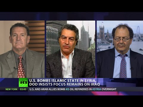 CrossTalk: Reluctant coalition with Scott Rickard