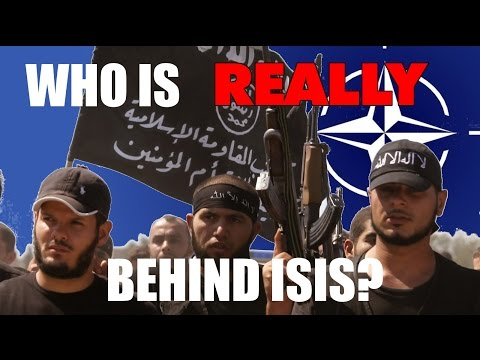 Who Is REALLY Behind ISIS?