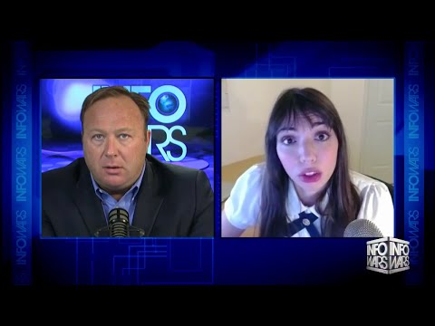 Syrian Girl: US Airstrikes Inside Syria Could Start WW3