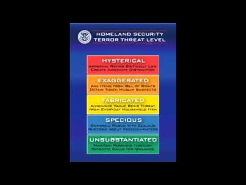 Department of Homeland Security Ebola Preparedness Alert