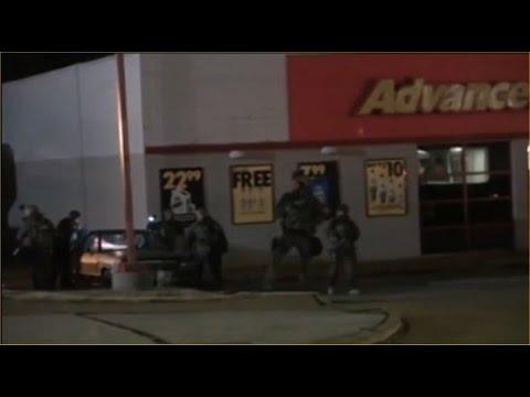 Cops Caught Setting Fires In Ferguson