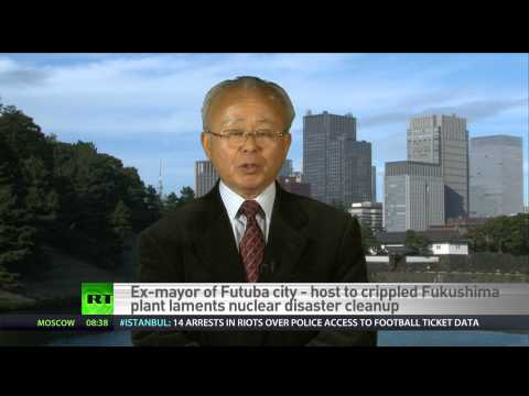 'Kids die, govt lie!' Ex-mayor exposes real scale of radiation in Fukushima (FULL INTERVIEW)