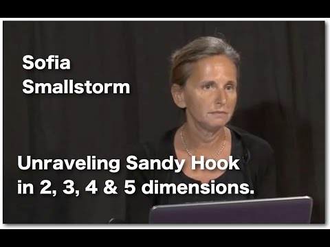 Sofia Smallstorm Unraveling Sandy Hook