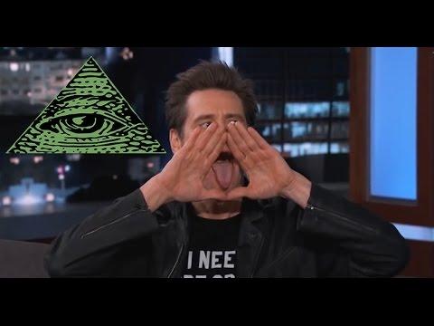 SHOCKING Jim Carrey Reveals TRUTH In Plain Sight On Jimmy Kimmel