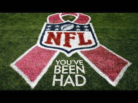 The Pink Conspiracy - Why Is There Breast Cancer Awareness in the NFL and Professional Sports