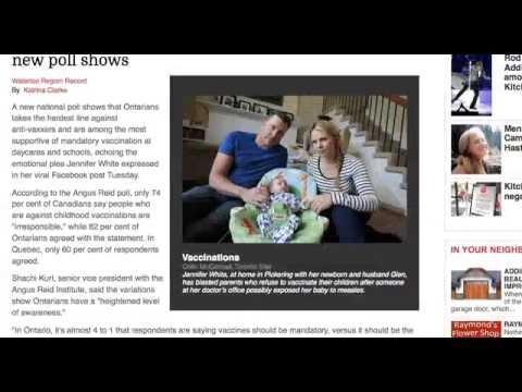 VACCINE PROPAGANDA IS EVERYWHERE!! Measles Hoax