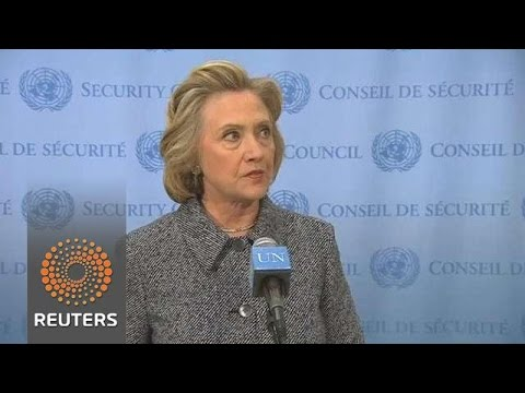 Hillary Clinton: 'It would have been better to have second email address'