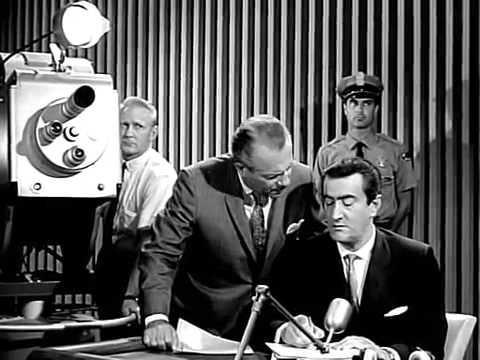 The Twilight Zone -- To Serve Man