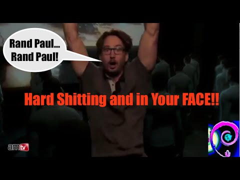 AMTV Sings the Rand Paul Election Campaign Song - Hard Shitting and in your face!