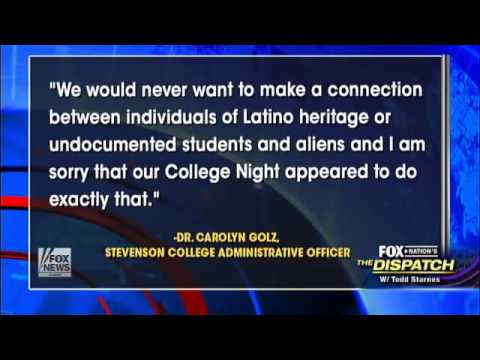 College Says Mexican Food At Sci-Fi Night Is Racist