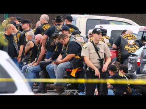 WACO Biker Shooting Fake Drill Hoax - Same As Always
