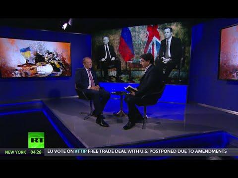 Going Underground: Russian UK ambassador on Ukraine & ISIS