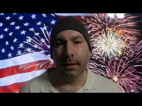Happy 4th Of July - Fuck You California & Connecticut