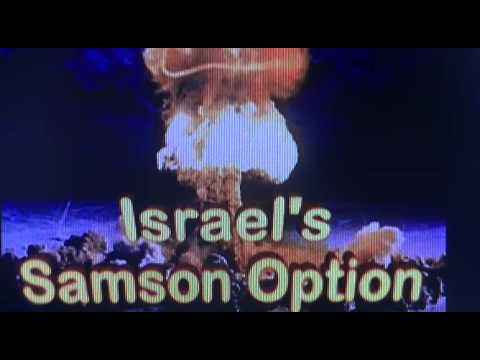 Johnathan Pollard  Samson Option Iran War Set Up