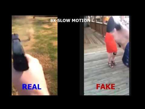 EXPOSED LIVE TV SHOOTING HOAX Fake News Reporter Alison Parker Shooting Compared to Real Shooting