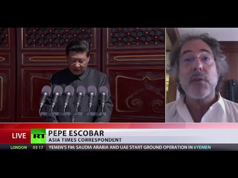 'China V-Day parade sending multiple messages to Asia and West' - Pepe Escobar