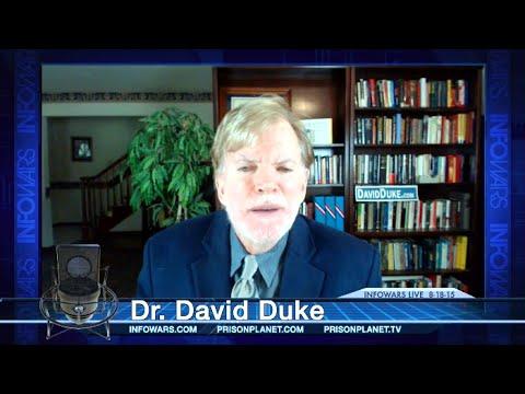 Alex Jones Show: Tuesday (8-18-15) David Duke v Alex Jones Debate