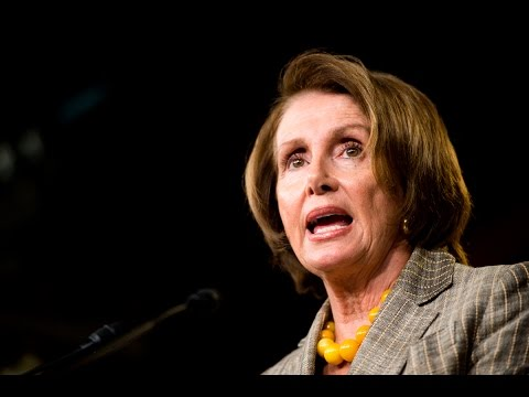 Crazy 'Ole Nancy Flips-Out When Asked If An Unborn Baby With A Human Heart & A Human Liver Is A Human Being