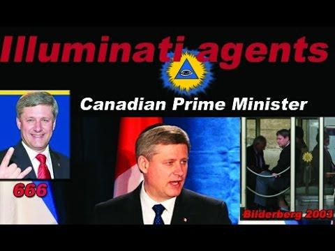 Canadian Politicians of the Illuminati