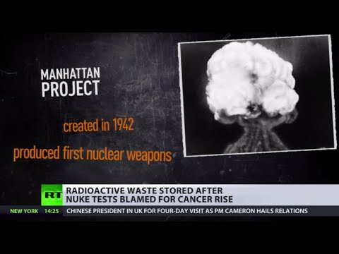 Toxic Traces: Missouri residents blame rise in cancer cases on past nuke tests