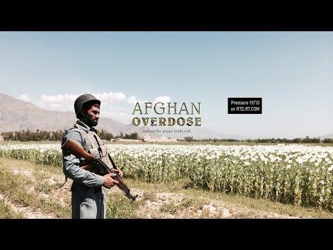 Afghan Overdose: Battle against opium trade (RT Documentary)
