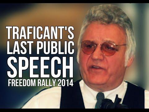 James Traficant's Last Public Speech